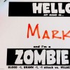 NAME TAG: The Zombie Social